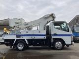 キャンター  高所作業車 エスマック TS-100