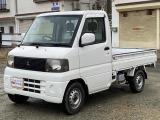 ミニキャブトラック VX-SE エアコン付 オートマ/パワステ/塗装済み