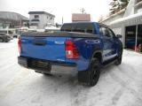 ハイラックス 2.4 Z ブラック ラリー エディション ディーゼル 4WD