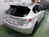 インプレッサハッチバック 2.0 S-GT 4WD