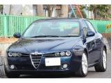 アルファロメオ アルファ159 3.2 JTS Q4 Qトロニック フレッチャ・ドーロII 4WD