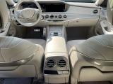 Sクラス S550ロング AMGスポーツパッケージ 後期S63仕様 白革 シルバーウッド