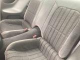 リヤシートの状態も使用感もなく綺麗な状態になります!