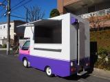 ボンゴトラック 移動販売車 キッチンカー 移動販売車 ケータリング車