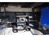 燃料タンク63L シャーシは 錆止め/マフラー塗装 仕上げに力を入れています。