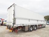 ギガ 冷凍冷蔵車 3軸冷凍ウイング 門口丁番ステンレス