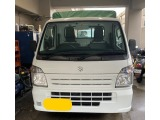 キャリイ KC エアコン パワステ トラック幌付き・社外ナビ&ETC