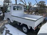 サンバートラック TB 4WD 5速MT エアコン パワステ エアバック