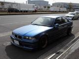 M3 3.2 車高調・マフラー・レカロ2脚・BBS