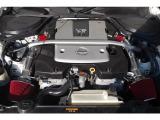 フェアレディZ 3.5 バージョン ST 希少後期6速 HRエンジン 車高調