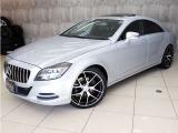 CLSクラス CLS350 ブルーエフィシェンシー 新品アルミ&新品タイヤAMG縦グリル黒革SR