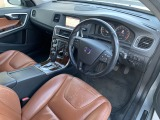 V60 DRIVe 本革シート シートヒーター