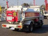 キャンター タンクローリー 福知工業製 灯油3.5kℓ 消防書類あり
