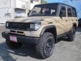 トヨタ ランドクルーザープラド 3.0 SXワイド ディーゼル 4WD