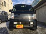 エブリイワゴン PZターボ 4WD 車検4年2月 ドライブレコーダー エンジンスターター