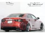 マークX 2.5 250G リラックスセレクション 前後G's仕様 新品車高調