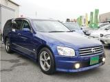 日産 ステージア 2.5 250t RS FOUR V 4WD