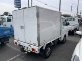 キャリイ 保冷車 4WD ETC パワステ エアコン PW