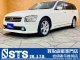 日産 ステージア 2.5 250t RS FOUR V エアロセレクション 4WD