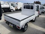 サンバートラック TC スーパーチャージャー 4WD オートマ キーレス CDデッキ