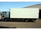 フォワード 冷蔵冷凍車 増トン ワイド ベッド 冷蔵冷凍 格納