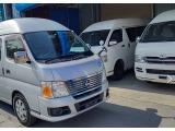 日産 キャラバンバス 3.0 マイクロバス GX スーパーロング ハイルーフ ディーゼル 4WD