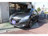 208 GTi 1オーナー 純正ナビ・TV・ETC