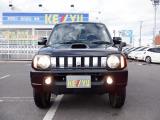 ジムニー ワイルドウインド 4WD 禁煙車 社外HDDナビ キーレス