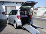 ラクティス 1.5 G 福祉車両禁煙車車いす仕様スープタイプ
