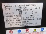 GS・YUASAバッテリー搭載