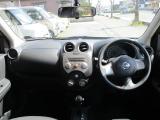 マーチ 1.2 12X FOUR 4WD 1オナ スマートキー 4WD