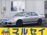 スカイライン  GT 2,000 HR34 18インチアルミ オートマ