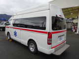 ハイエース  救急車 ハイメディック 4WD 8人乗り