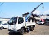 タイタン クレーン 4段 タダノ製 1t吊り 平ボディ