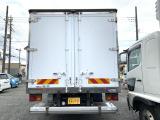 フォワード 冷蔵冷凍車 ワイド格納ゲート付き冷凍車