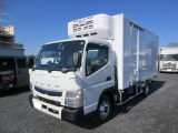 キャンター 冷蔵冷凍車 3tワイドロング 冷蔵冷凍車(低温)