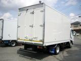 エルフ  2tロングワイド中温冷凍車・加温機能