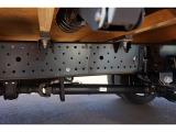 燃料タンク100L シャーシは 錆止め/マフラー塗装 仕上げに力を入れています