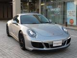 911  カレラ4 GTS PDK GTシルバー 右H クロノPKG