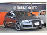 RS6アバント 5.0 4WD 1年保証あり