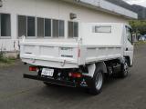 キャンター ダンプ 3トン 高床 強化型