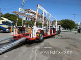 /その他 日本  リフター付き6台積み キャリアカー