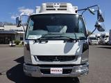 ファイター  低温冷凍車 エアサス キーストン格納PG