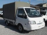 ボンゴトラック 1.8 DX ワイドロー 幌車 6ヵ月保証付