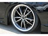 新品19アルミ、新品タイヤ装着!他の車両についているご希望のアルミがございましたらSTAFFまでご相談下さい★カスタムカー専門店!株式会社トップマテリアルTEL0794-76-6000!