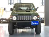 ジムニー ワイルドウインド 4WD ボディリフト 社外オーバーフェンダー