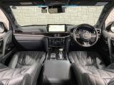 LX570 ブラック シークエンス 4WD 新品取付モデリスタエアロ&マフラー/禁煙