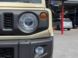 ジムニー XC 4WD スズキセーフティーサポート LEDライト