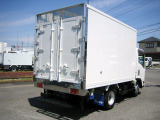 エルフ  2t低温冷凍車・2室2エバ・スタンバイ