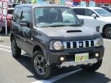 ジムニー クロスアドベンチャー 4WD レザーシート 禁煙車 ターボ ETC